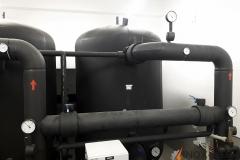 Przeróbka instalacji wody lodowej